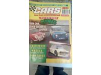 Very old cars and car conversions magazine's
