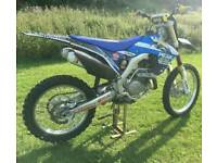 Honda crf 450 (36hr)