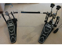 Tama Iron Cobra double bass pedal with case