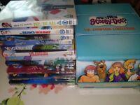 Children's dvds, 20 dvds in total