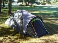 VANGO ALPHA 200 – 2 MAN TENT – Never used as new, only put up to check is waterproof