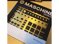 Native instruments MAschine mk2 gold kit