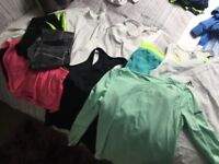 Adidas/Nike Women's Bundle - 6-8