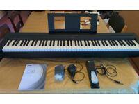 Used Yamaha P45 Digital Portable Piano