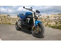 TRIUMPH 1050 SPEED TRIPLE 2005 £3,500 o.n.o.