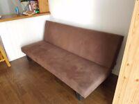 Click clack sofa bed in good condition
