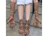 Freelance Henna/Mehndi Artist London