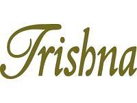 Full Time & Part Time Waiters   Trishna   West London   Immediate start!