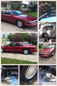 1993 Lincoln Mark Series Coupe (2 door)