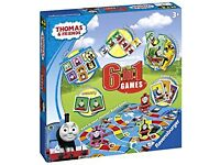 Brand new thomas & friends 6 in 1 games