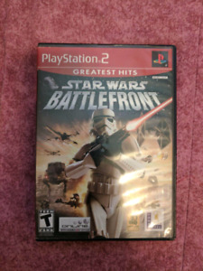 Starwars Battlefront 1