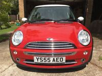 Mini Cooper 2005 Low mileage