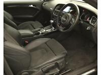 Black AUDI A5 COUPE 1.8 2.0 TDI Diesel SPORTS LINE FROM £88 PER WEEK!