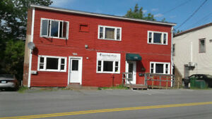 Commercial space for rent on 350 King St. over all size Appx 450