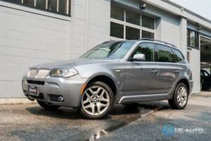 2007 BMW X3 3.0si M Sport! Only 131000kms!!