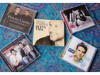5 NEW LATIN MUSIC CD'S