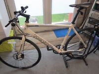 Boardman Hybrid Comp Road Bike - Medium Frame 49cm - mint condition with 3 yr service contract