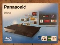 Panasonic DMP-BD79 Blu-ray Disc Player. Brand new/not used. Blu-ray Discs included.