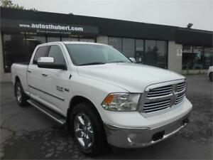 DODGE RAM 1500 BIG HORN 4X4 5.7L CREWCAB 2014 **NAVIGATION**