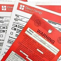 RED TAG REMOVALS - REGISTERED GAS FITTER