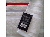Bath Sheet 100% Egyptian Cotton Luxury Hotel Quality 100x140cm