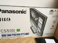 anasonic 4.2 out of 5 stars 167 Reviews Panasonic TX-32CS510B 32 inch Smart HD Ready LED TV