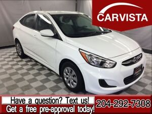 2016 Hyundai Accent GL -NO ACCIDENTS/HEATED SEATS/BLUETOOTH-