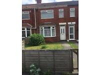 Two Bedroom House to rent Glebe Road