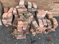 Reclaimed Mersey Common Bricks