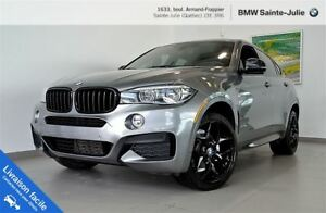 2016 BMW X6 xDrive35i, M package, Navigation