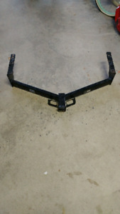 New Reese Pro Series trailer hitch