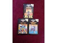 3 Biker Mice 1994 books