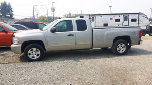 2009 Chevy Silverado long box 4x4
