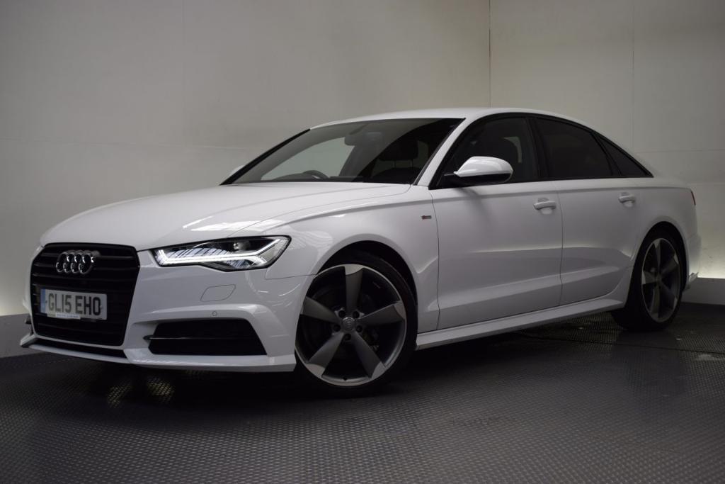 Audi A6 Saloon 2 0 Tdi Ultra S Line Black Edition 4d Auto