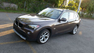 2012 BMW X1 LOADED!! NAVI, M-SPORT, TECHNOLOGY, EXECUTIVE PACK!