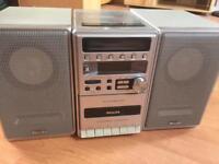 CD / Cassette stereo system