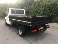 FORD TRANSIT TIPPER 2.4TDDI 10 MONTHS MOT DRIVES 110% TEST DRIVES WELCOME