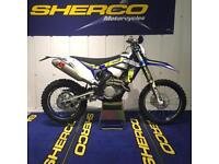 SHERCO SEF-R 300 FACTORY EDITION - SPECIAL BRAND NEW FULLY LOADED