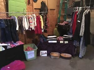 Multi family Garage sale- St. Albert