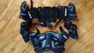 Warrior Lacrosse Gear