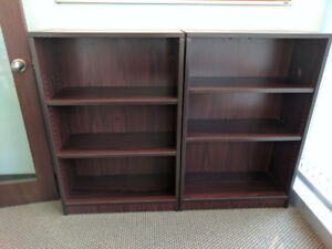 Two Bookcases for Sale