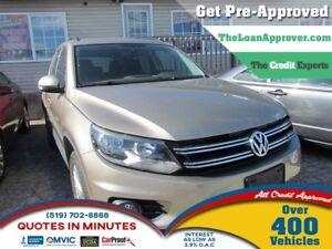 2016 Volkswagen Tiguan Special Edition | AWD | CAM | BLUETOOTH