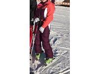 Wed'ze kids ski suit