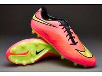 Nike Hypervenom Phatal FG FOOTBALL BOOTS SIZE 10.5 NEW