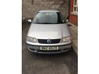 Volkswagen polo 1.9 quick decent condition drives perfect