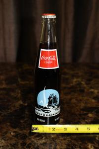 Coca Cola Bottles - $15 each or $25 for both (2 Bottles of Cola)