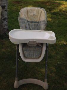 'Evenflo' High Chair
