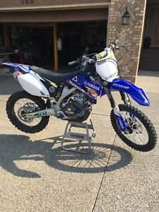 2006 yz450f tons of upgrades