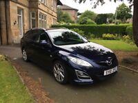 Mazda 6 Estate 2.2d Sport (185bhp)