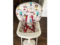 Excellent condition- Graco High chair